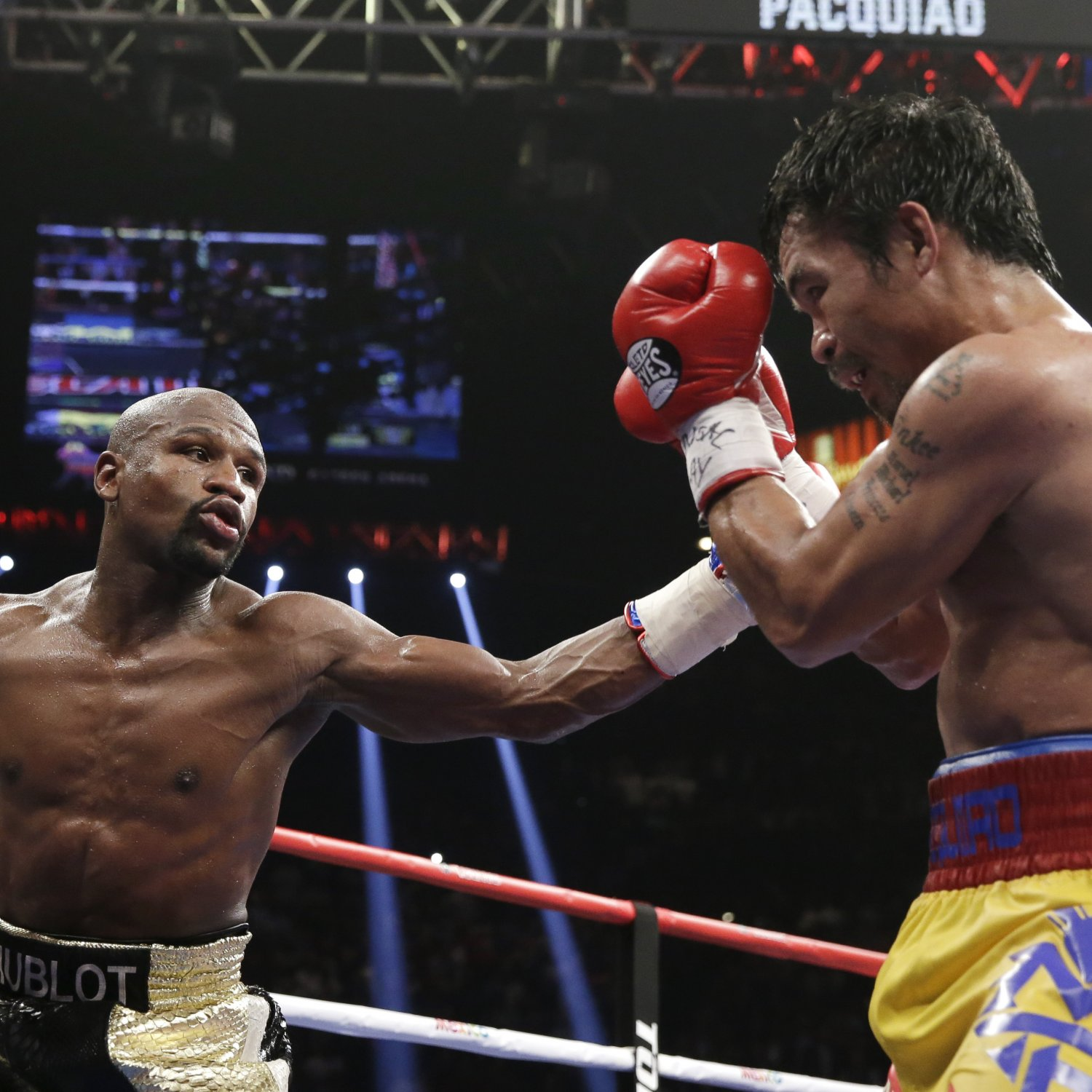 Mayweather vs pacquiao analyzing punch stats that for Why is it called a punch list