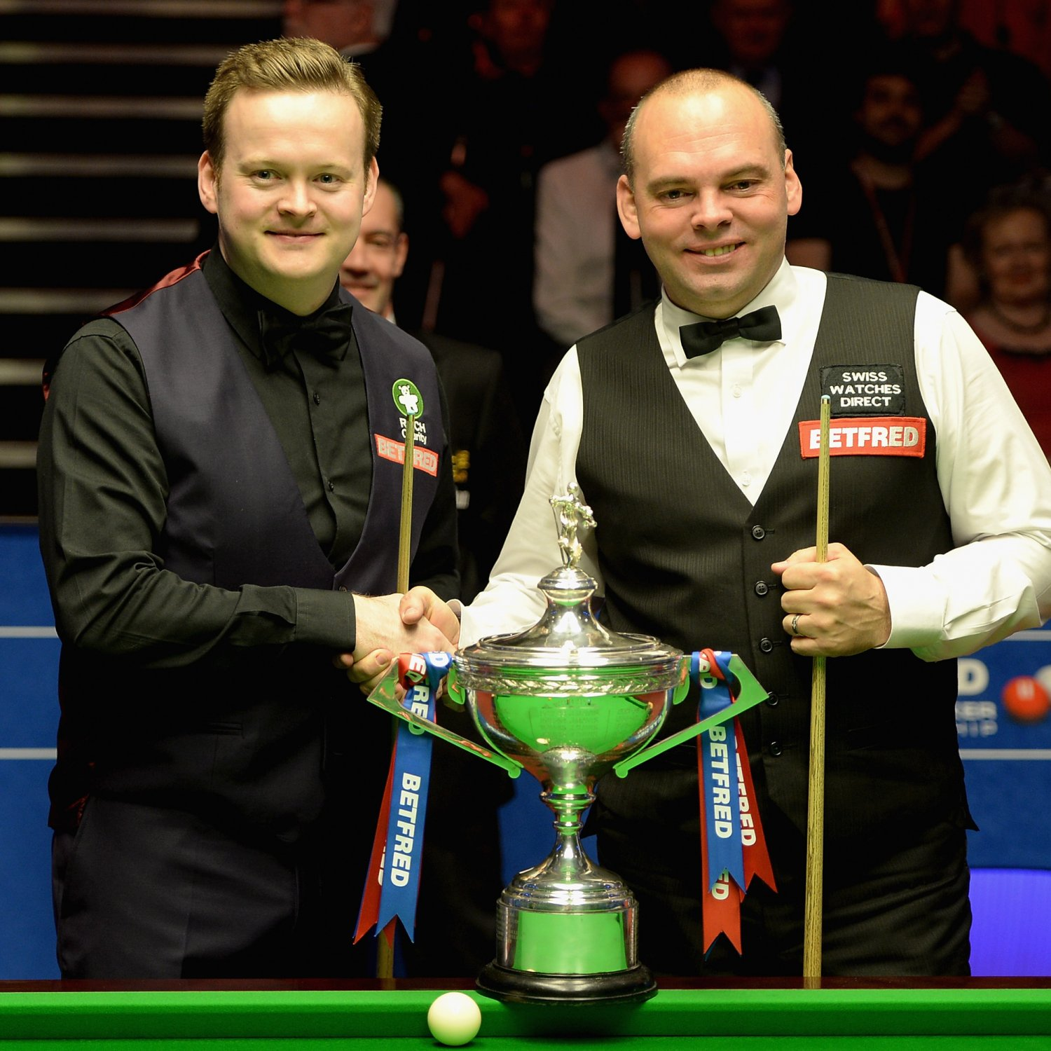 World Snooker Championship Final 2015: Scores, Results