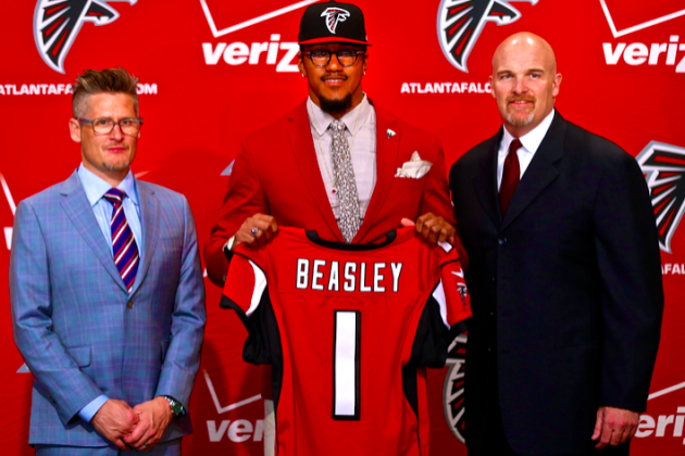 Nike jerseys for wholesale - Vic Beasley Is Perfect Fit for Atlanta Falcons' Revamped Front 7 ...