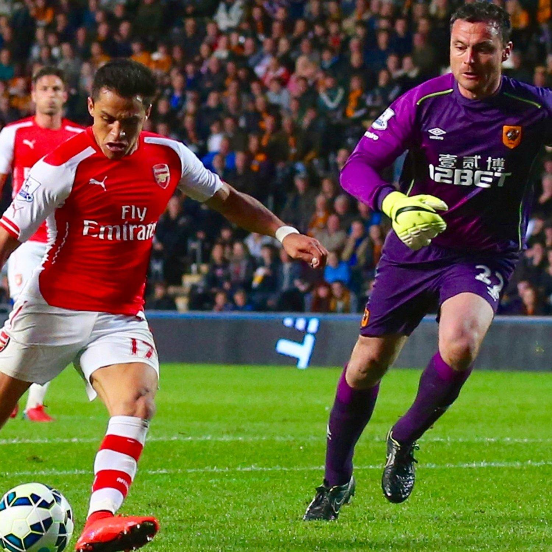 Arsenal Vs Tottenham Live Score Highlights From Premier: Hull City Vs. Arsenal: Live Score, Highlights From Premier