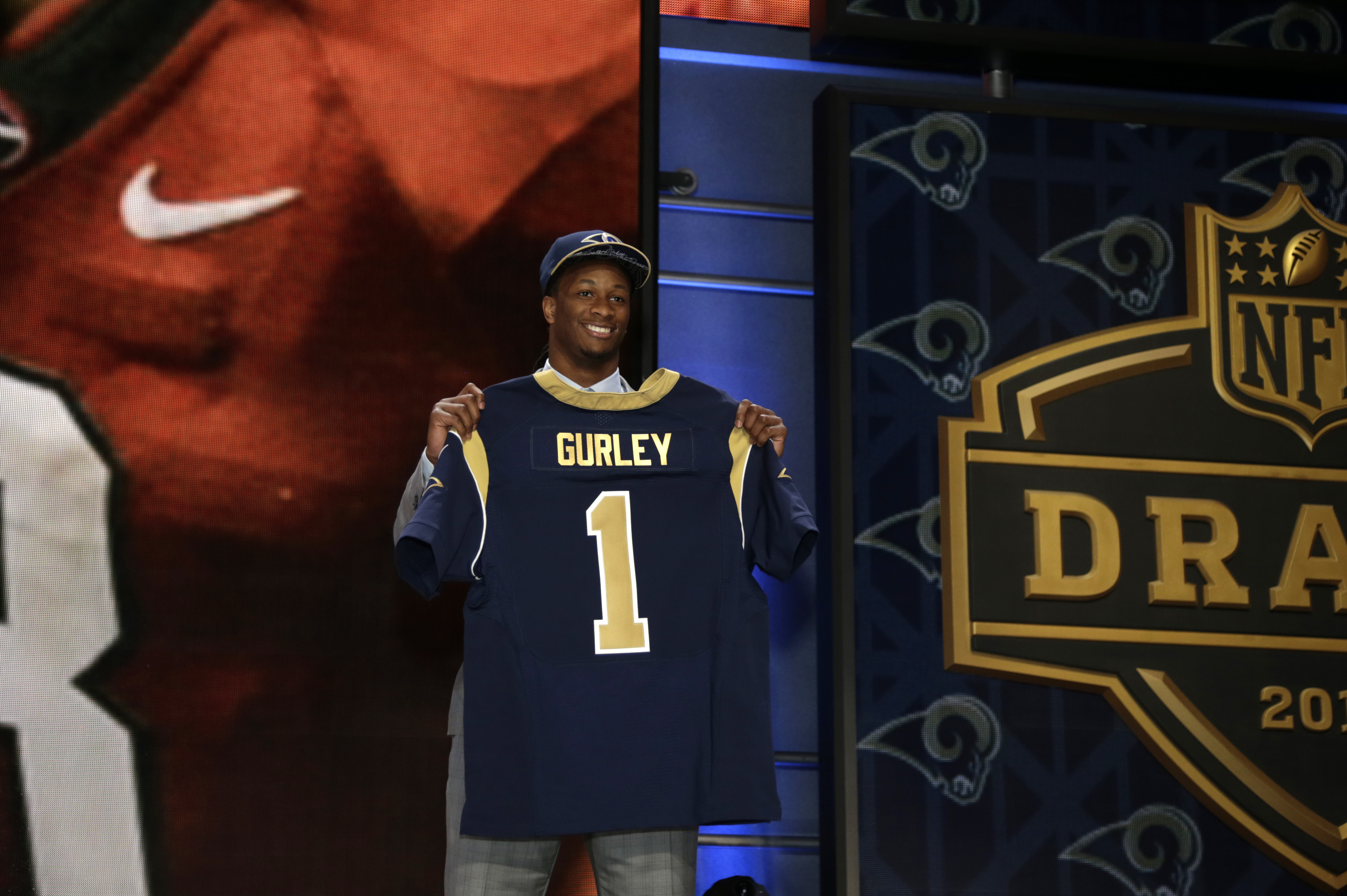 Nike jerseys for wholesale - An in-Depth Look at St. Louis Rams' Most Intriguing Selection ...