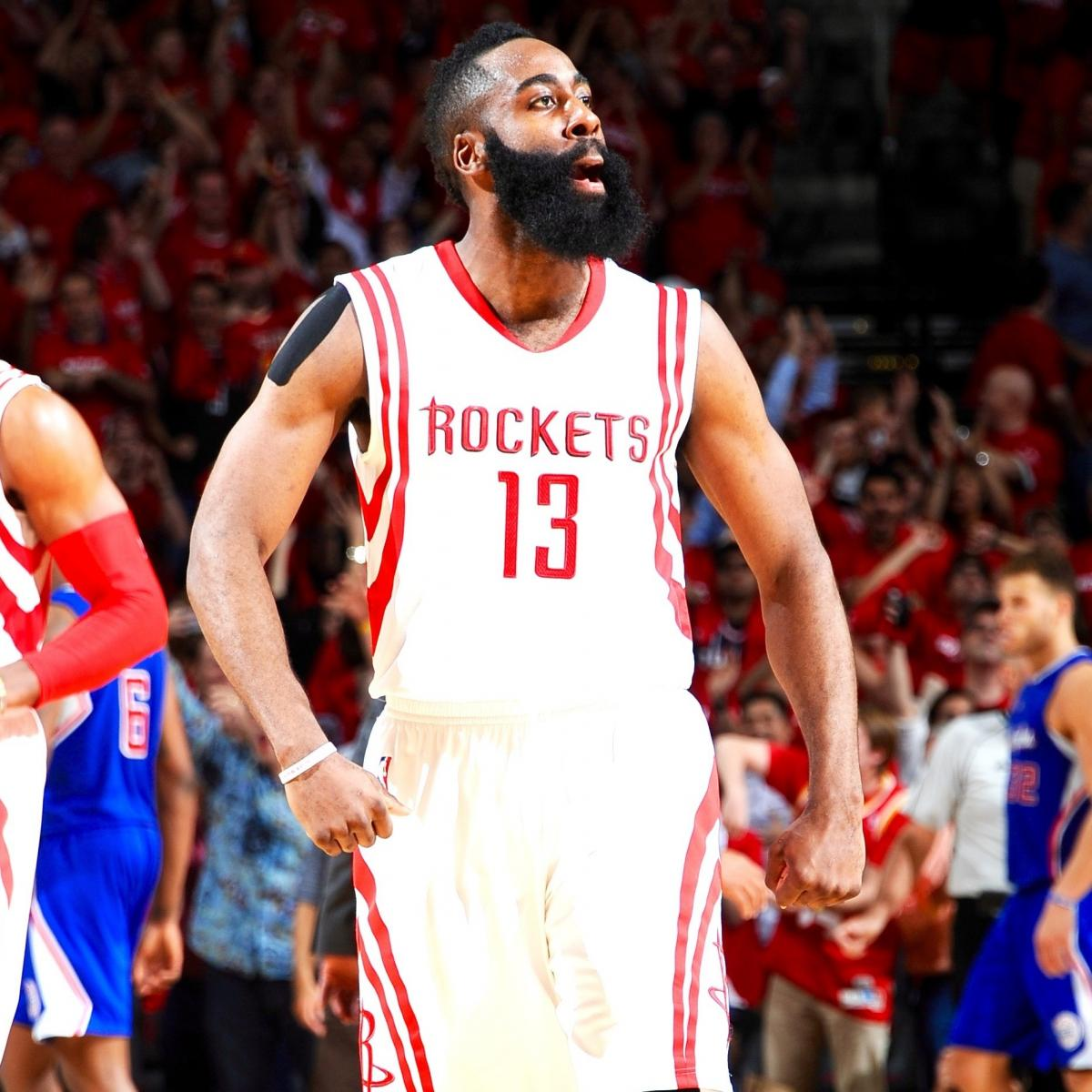 Houston Rockets Game Log: Houston Rockets' Stars Shine To Avert Playoff Disaster Vs
