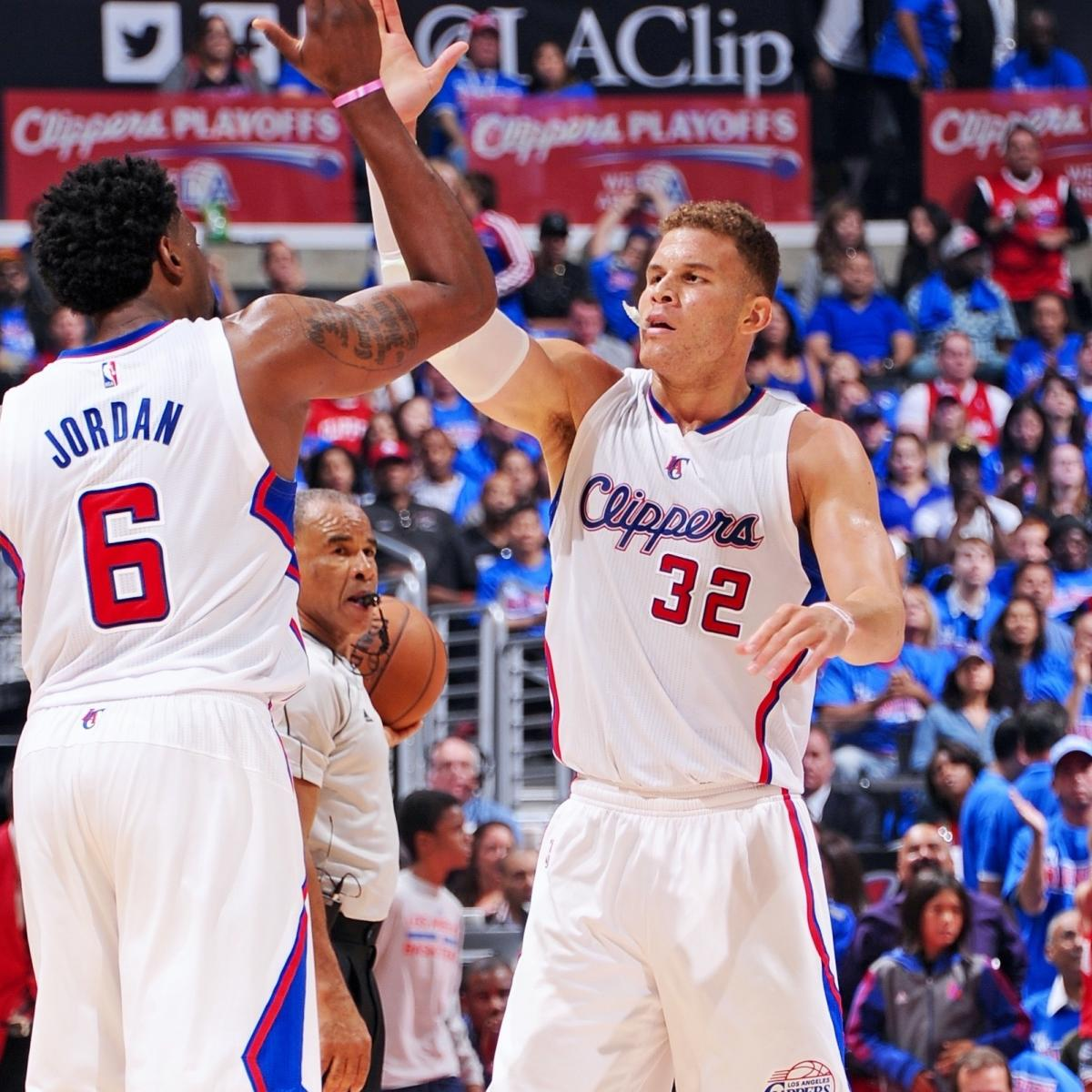 Houston Rockets Game Log: Houston Rockets Vs. Los Angeles Clippers: Live Score And