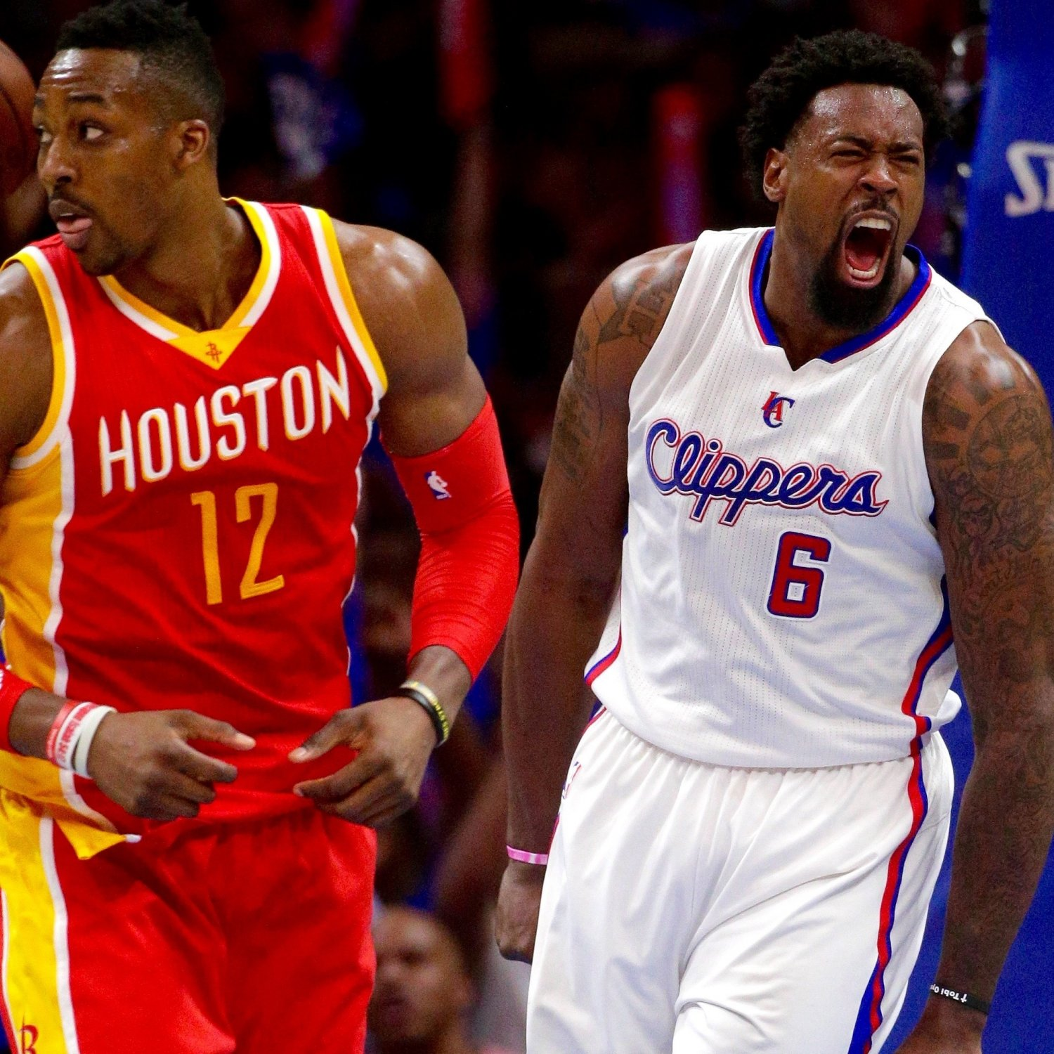 Rockets Vs Warriors Twitter Reaction: Rockets Vs. Clippers: Game 4 Score And Twitter Reaction