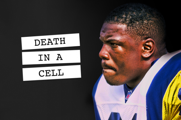 For Lawrence Phillips, a Dead Cellmate and Another Day of Reckoning
