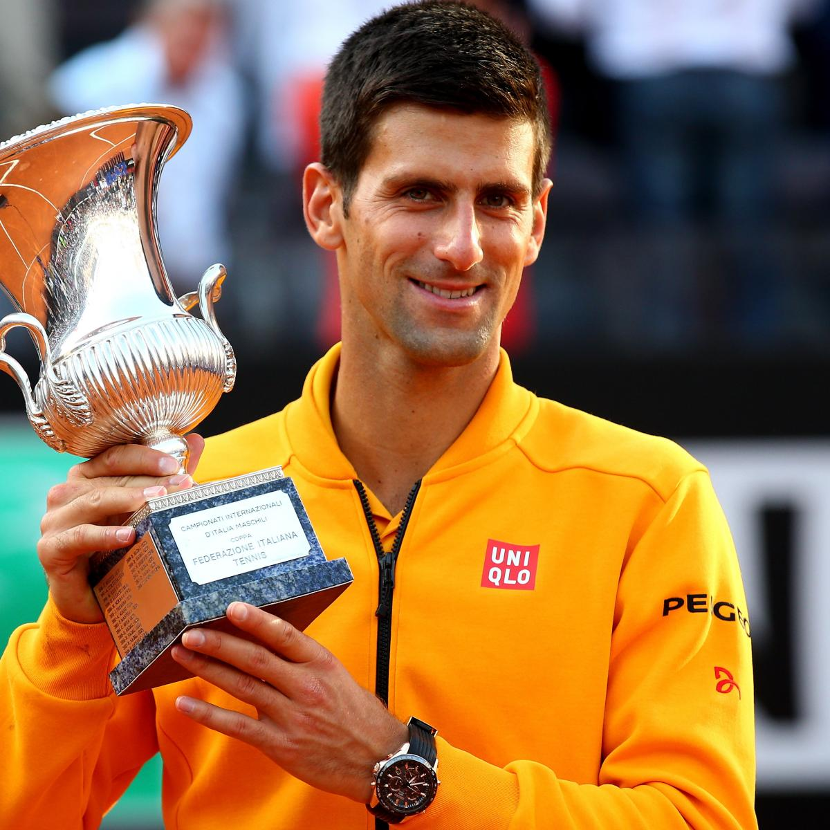French Open 2013 Biggest Winners From Week 1 At Roland: Novak Djokovic And Maria Sharapova Top Winners And Losers