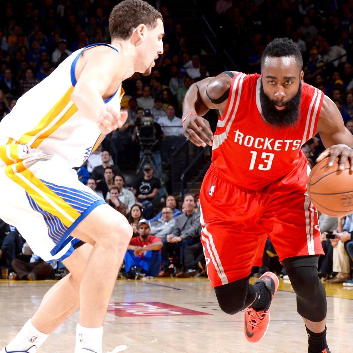 Rockets Vs Warriors Twitter Reaction: Rockets Vs. Warriors: Analysis And Predictions For Western