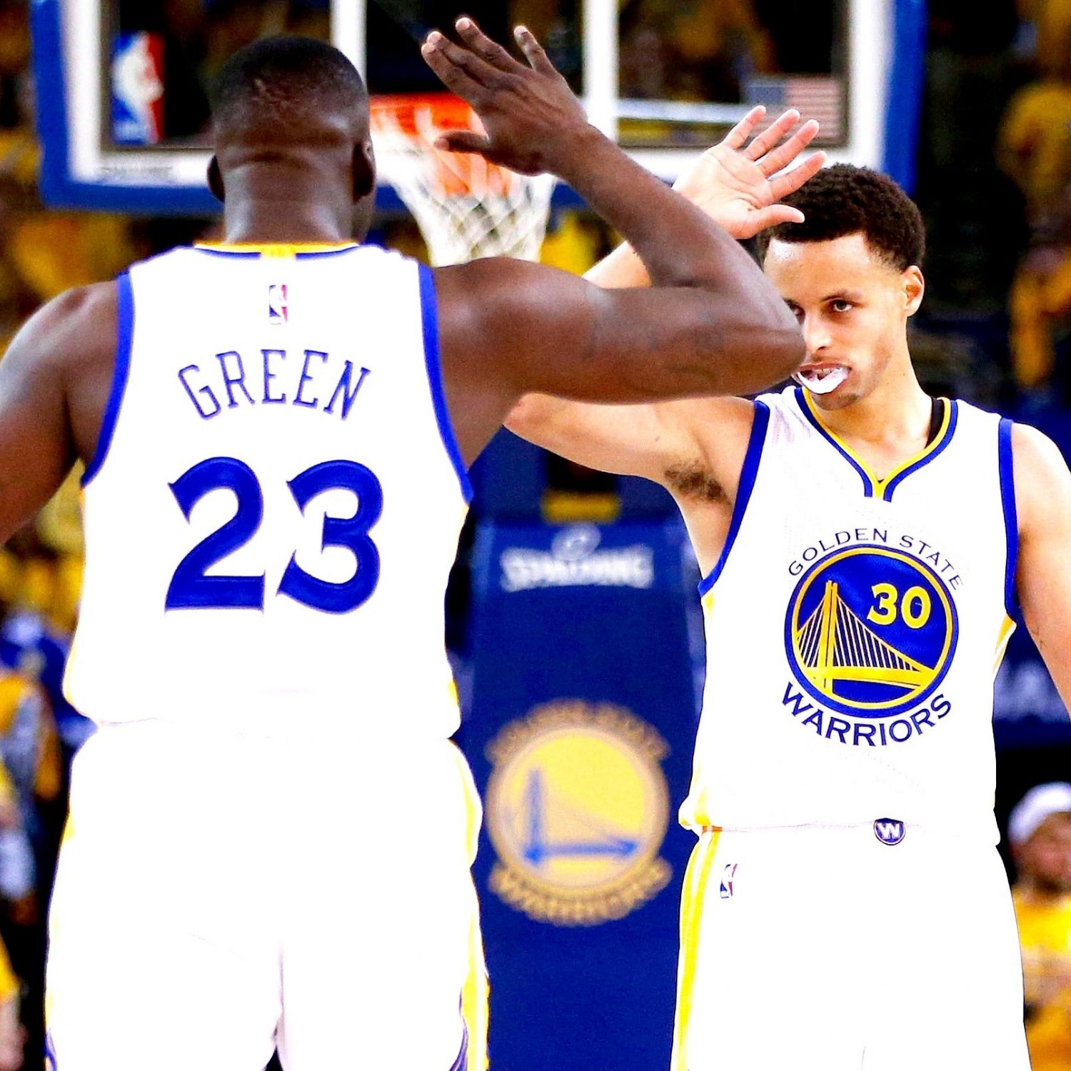 Rockets Vs. Warriors: Game 1 Score And Twitter Reaction