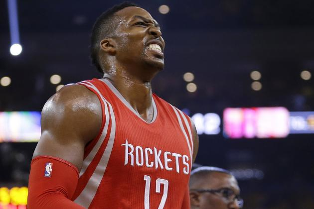 Dwight Howard Injury: Updates on Rockets Star's Back and Return