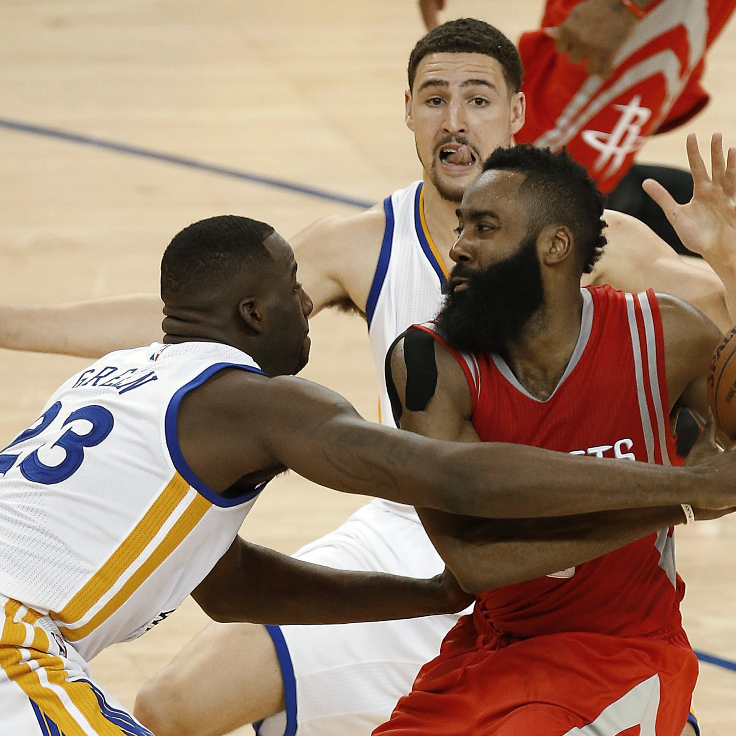 Warriors Vs. Rockets: Analysis, Predictions For Western