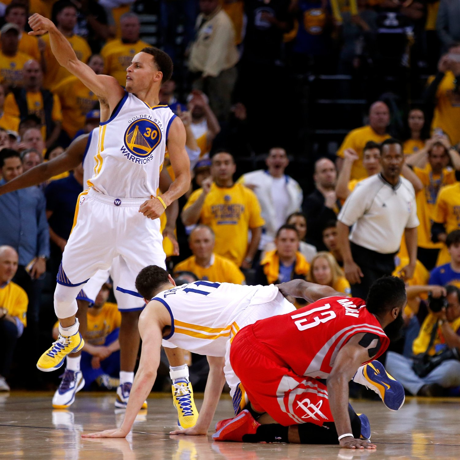 Warriors Vs Rockets Live Stream Game 3: Golden State Warriors Vs. Houston Rockets: Live Score And