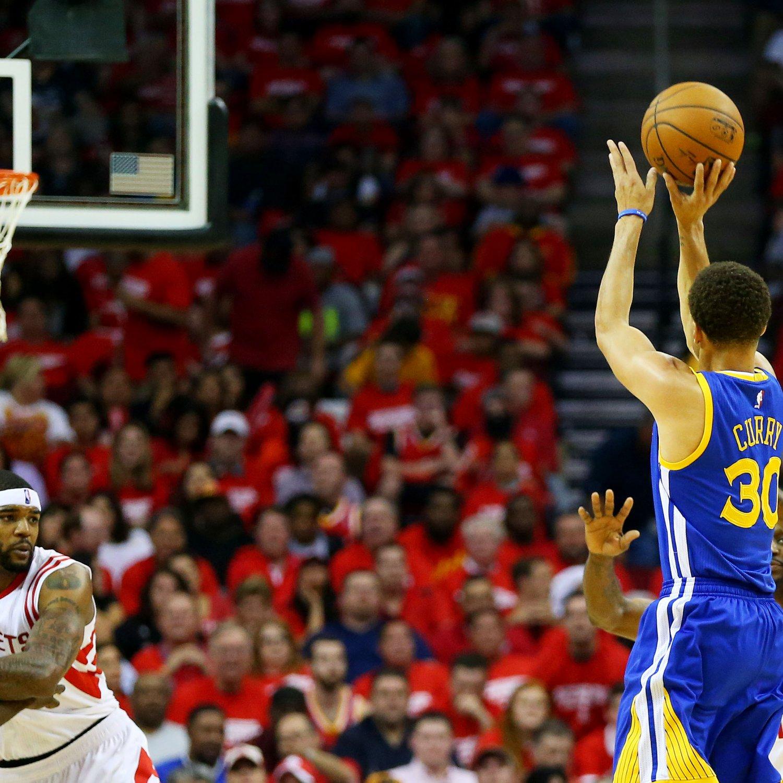 Warriors Vs Rockets Live Stream Game 3: Stephen Curry Sets NBA Single Postseason 3-Point Record