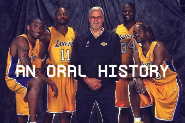 An Oral History of the 2003-04 Los Angeles Lakers, the 1st Super Team