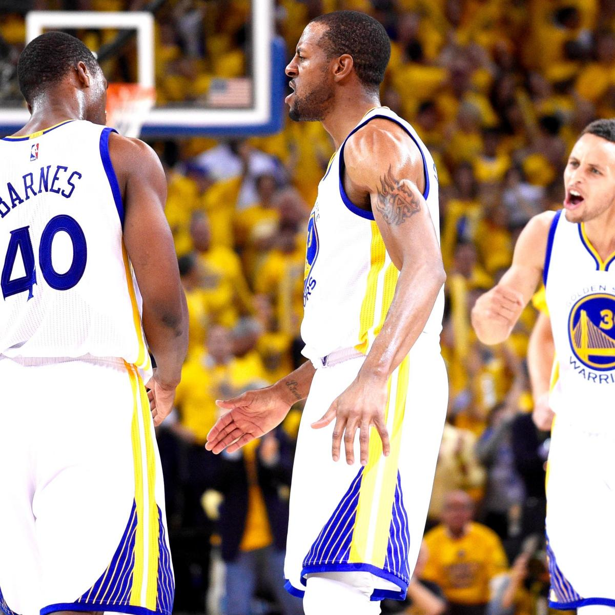 Rockets Vs Warriors May 24: Houston Rockets Vs. Golden State Warriors: Live Score And