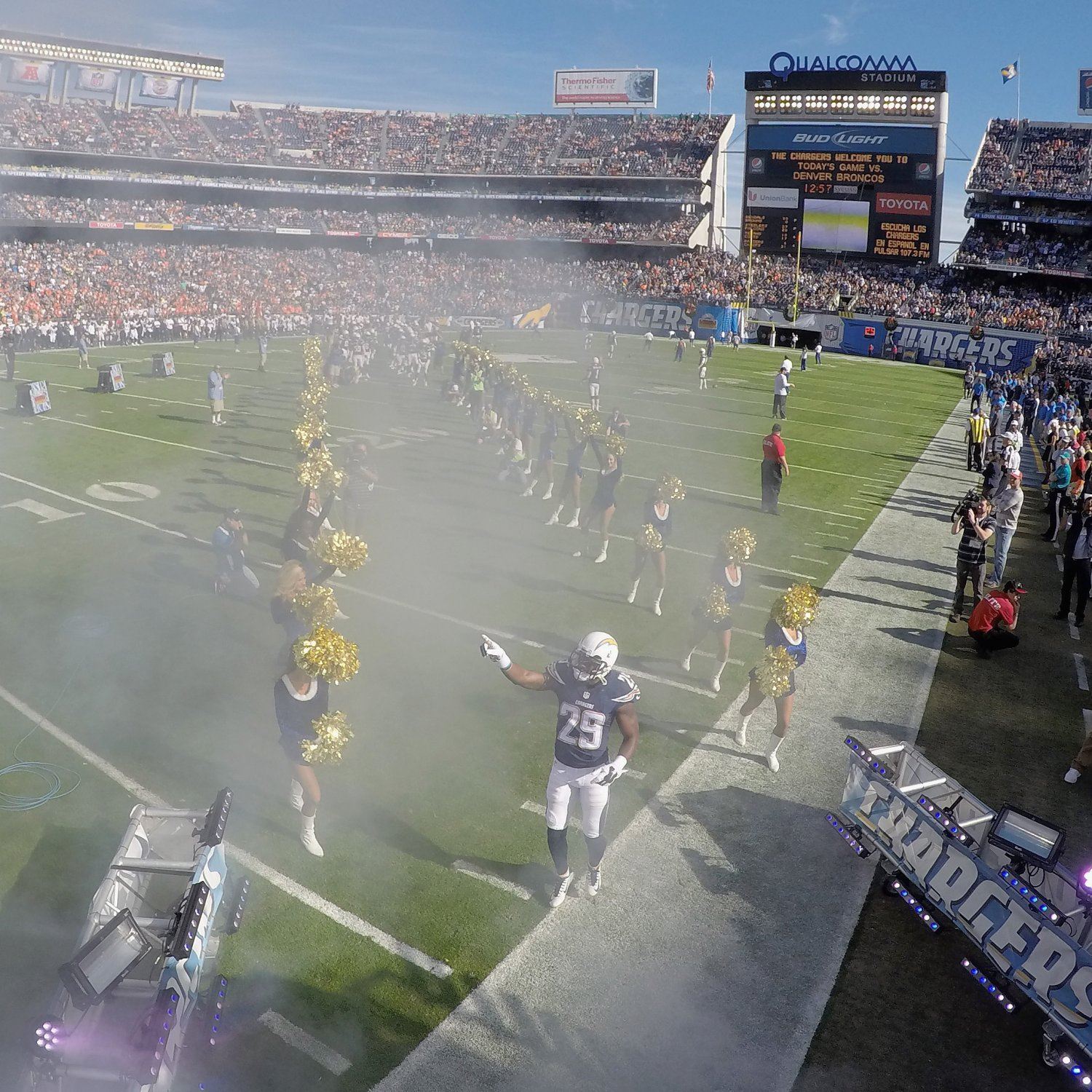 San Diego Chargers Football Field: San Diego Chargers New Stadium: Latest Details, Photos And