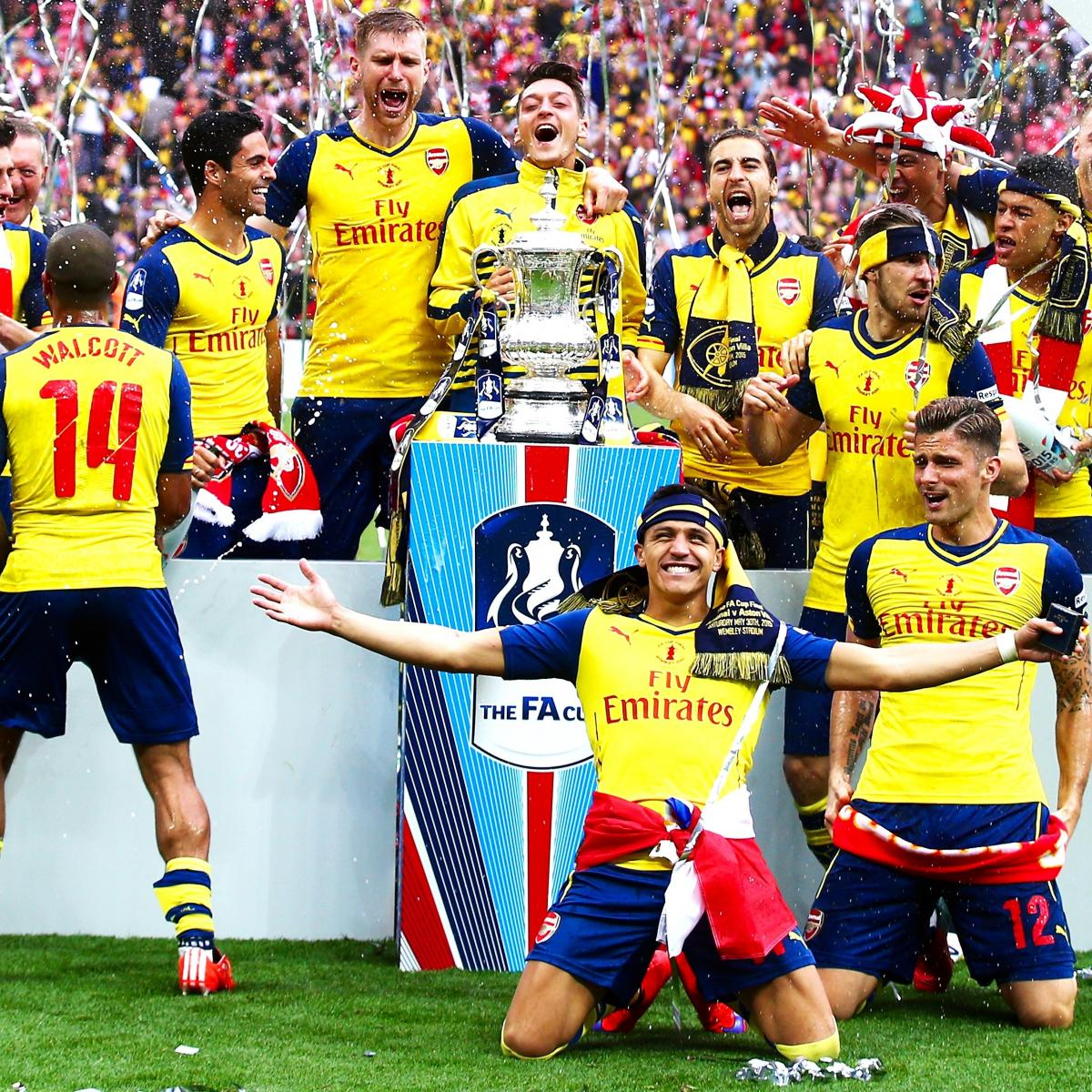 Highlights Arsenal Aston Villa Fa Cup Final