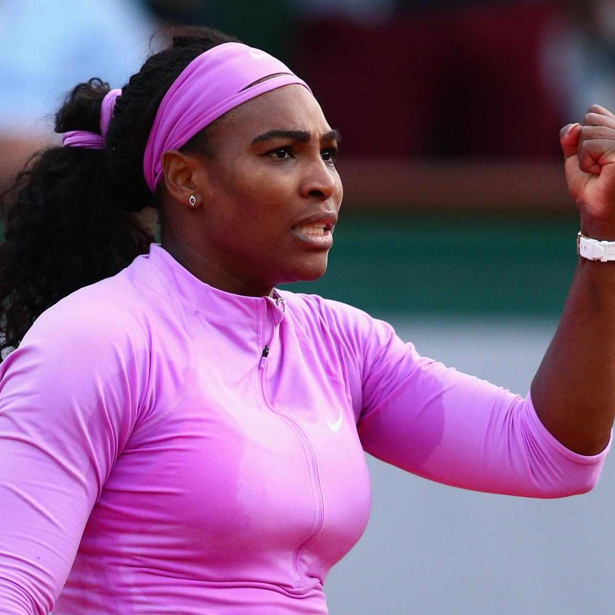 French Open 2013 Biggest Winners From Week 1 At Roland: Why Serena Williams' Dominance Against Top Foes Hurts Her