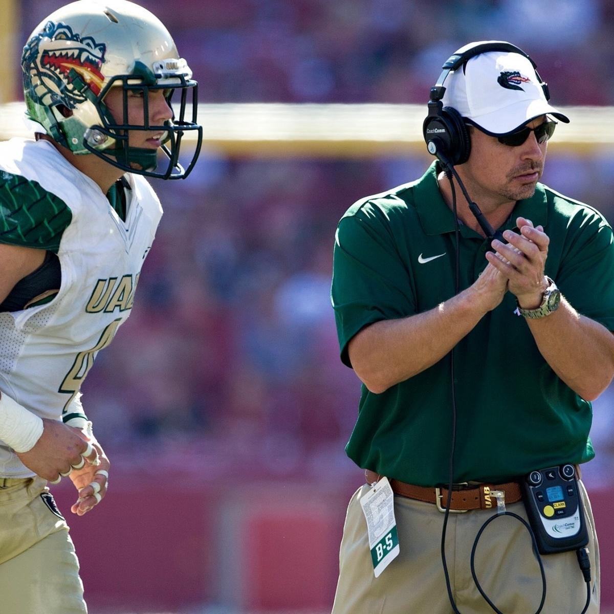 Blazers Logo Meaning: UAB Football Reinstated: Latest Details, Comments