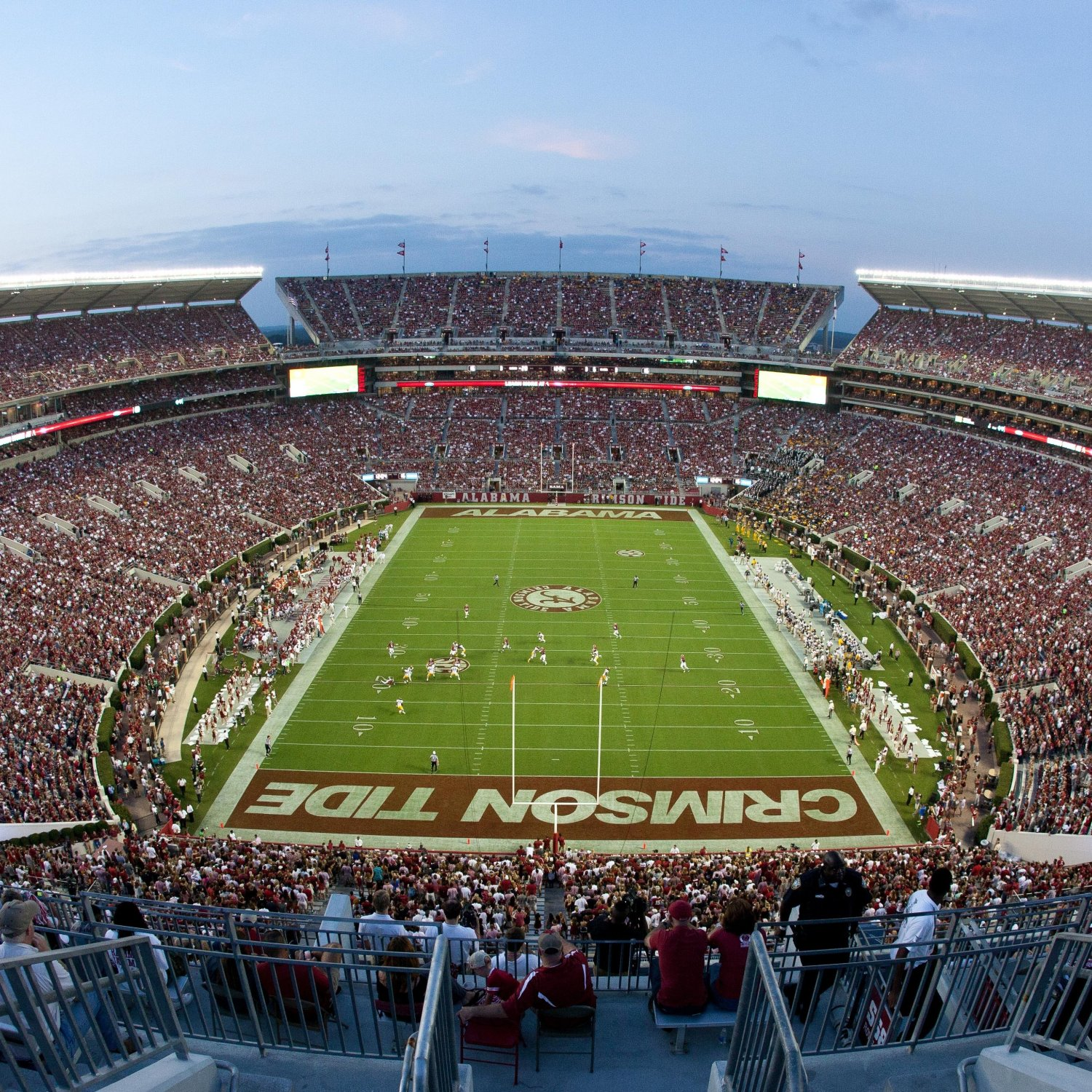 Power Ranking Top 25 College Football Stadiums Of 2015