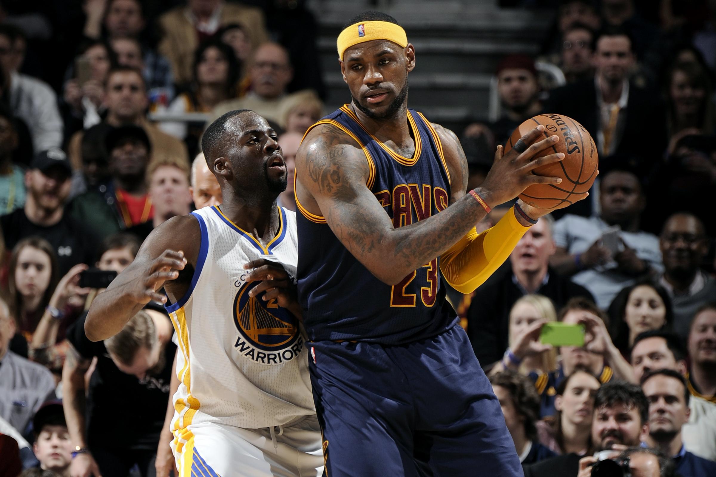 warriors vs cavaliers - photo #32
