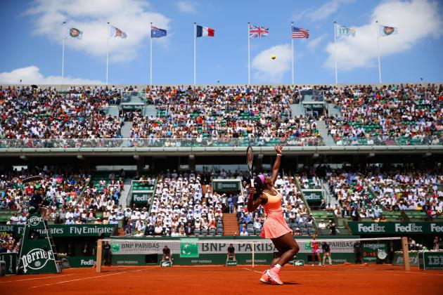 french open 2015 thursday roland garros schedule and. Black Bedroom Furniture Sets. Home Design Ideas