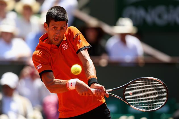 french open 2015 men 39 s final schedule and predictions at roland garros bleacher report. Black Bedroom Furniture Sets. Home Design Ideas