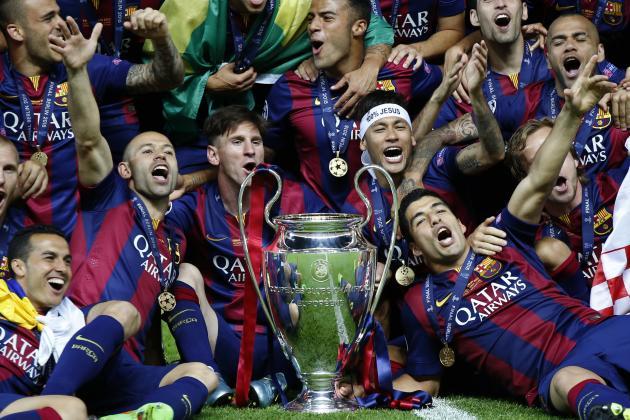 نتيجة بحث الصور عن barcelona champions league 2015