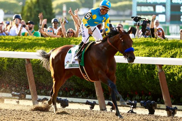 American Pharoah Ascends to Sports Immortality with 2015 Triple Crown Victory