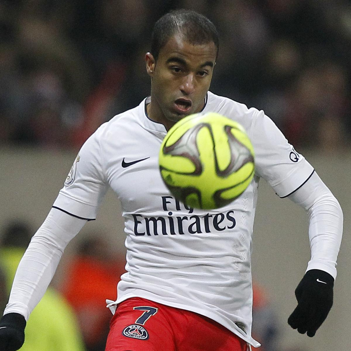 Lucas Moura Equipos Actuales: Lucas Moura Must Now Prove PSG Right For Handing Him New