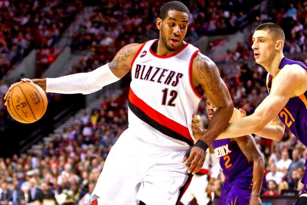 Mavericks, Not Spurs, Could Be the Texas Team to Lure LaMarcus Aldridge Away