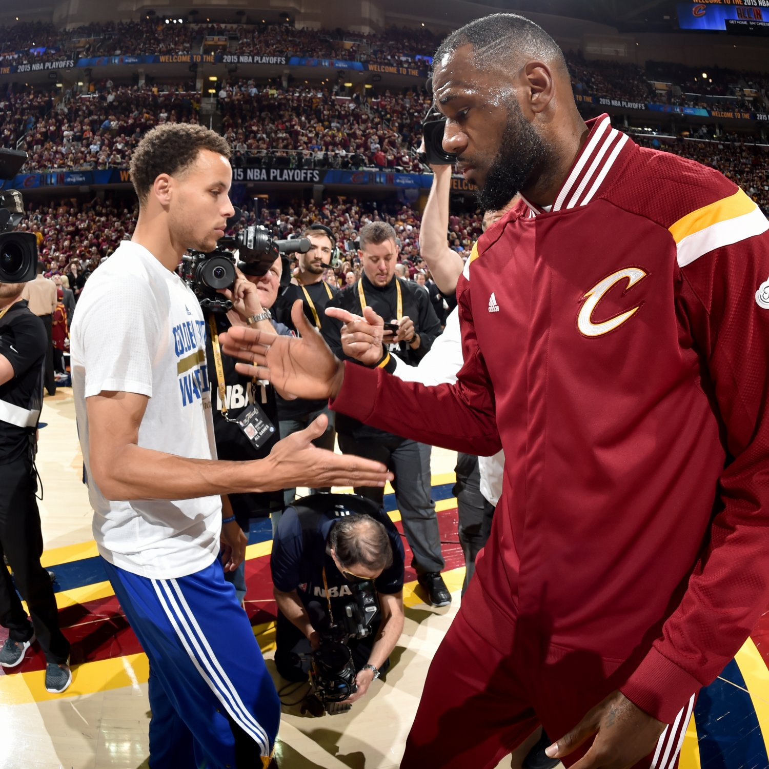 Warriors Vs. Cavaliers: Live Stream Schedule, Odds And