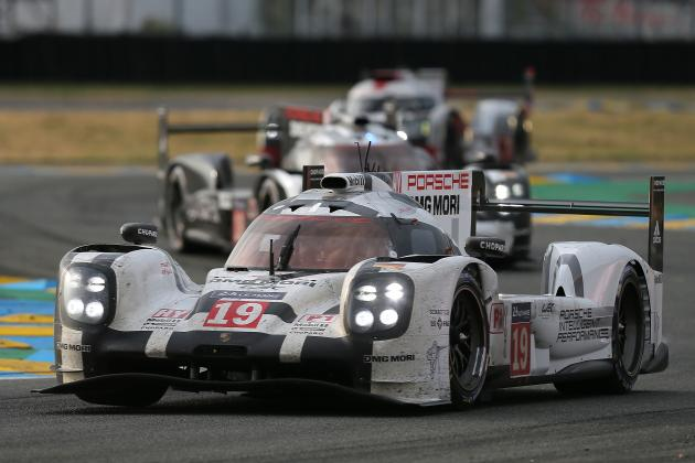 le mans 2015 leaderboard live stream and finish time for 24 hour race bleacher report. Black Bedroom Furniture Sets. Home Design Ideas