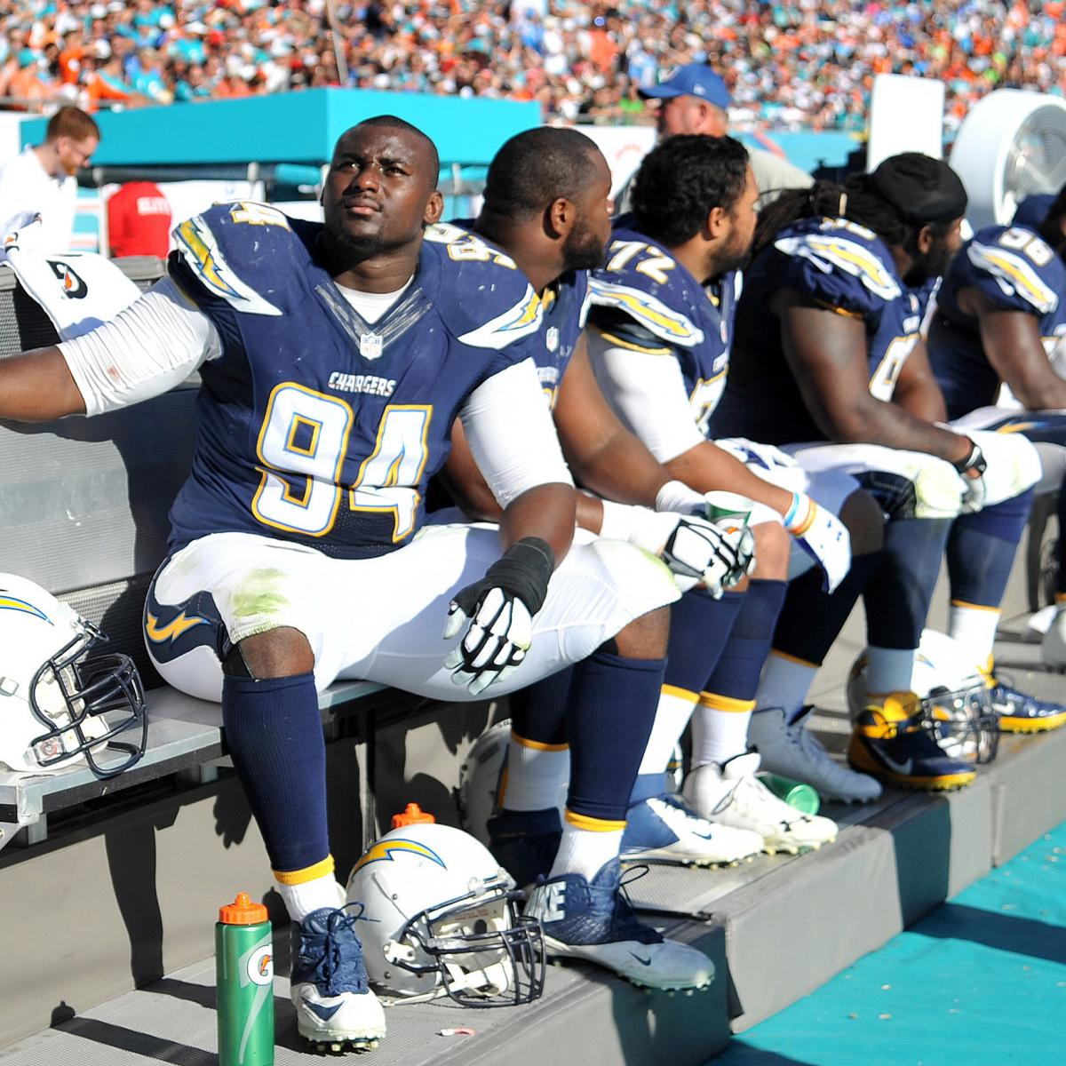 San Diego Chargers Contracts: Winners And Losers Of San Diego Chargers' Offseason So Far