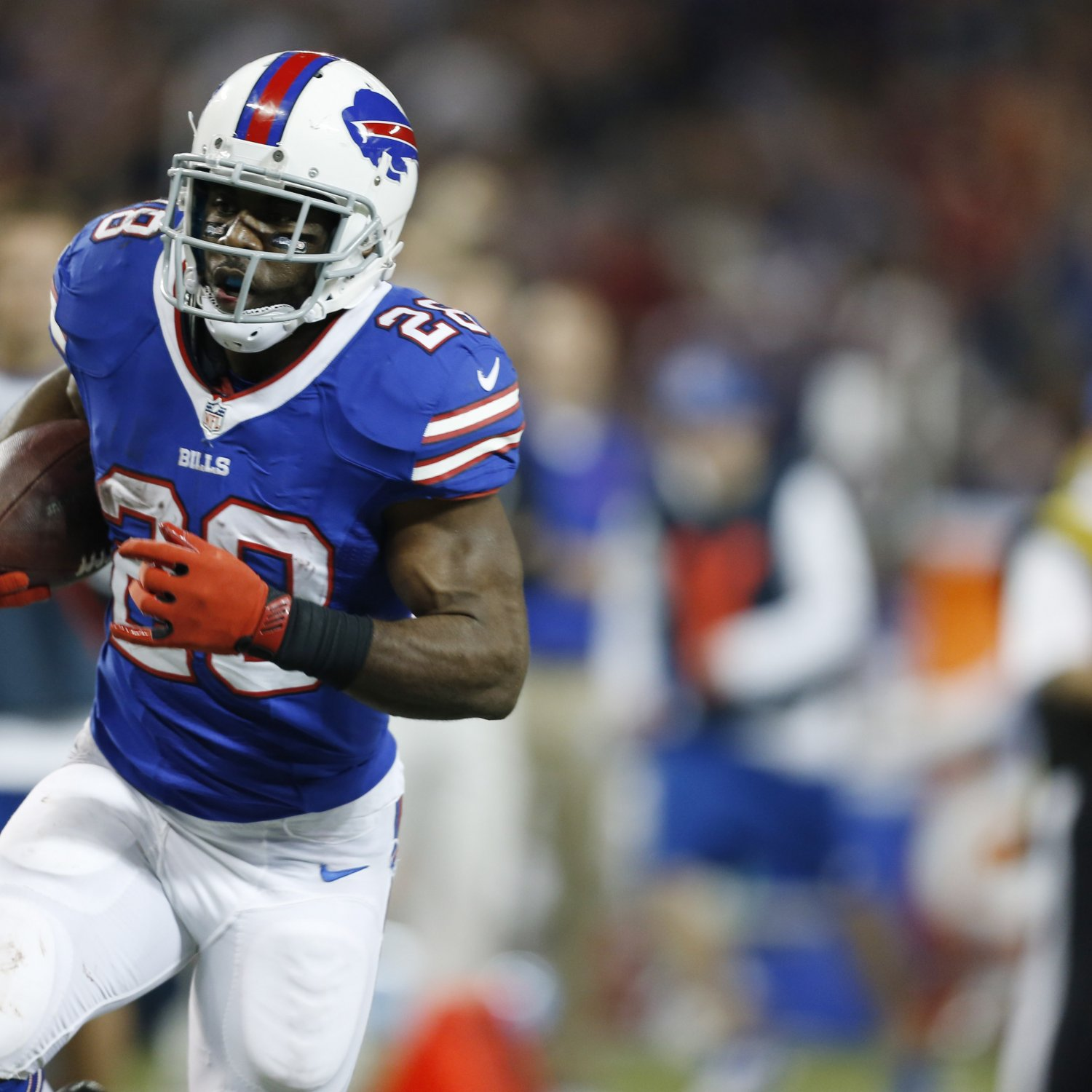 Spiller Should Have Career Resurgence in 2015 with New Orleans ...