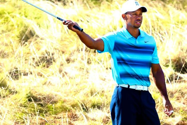 Chambers Bay Threatens to Pile More Problems on Tiger Woods at 2015 US Open