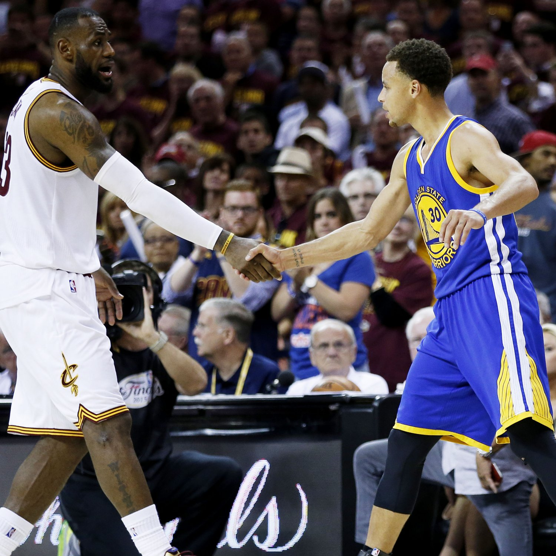 2015 NBA Finals Average Highest TV Ratings In Post-Michael