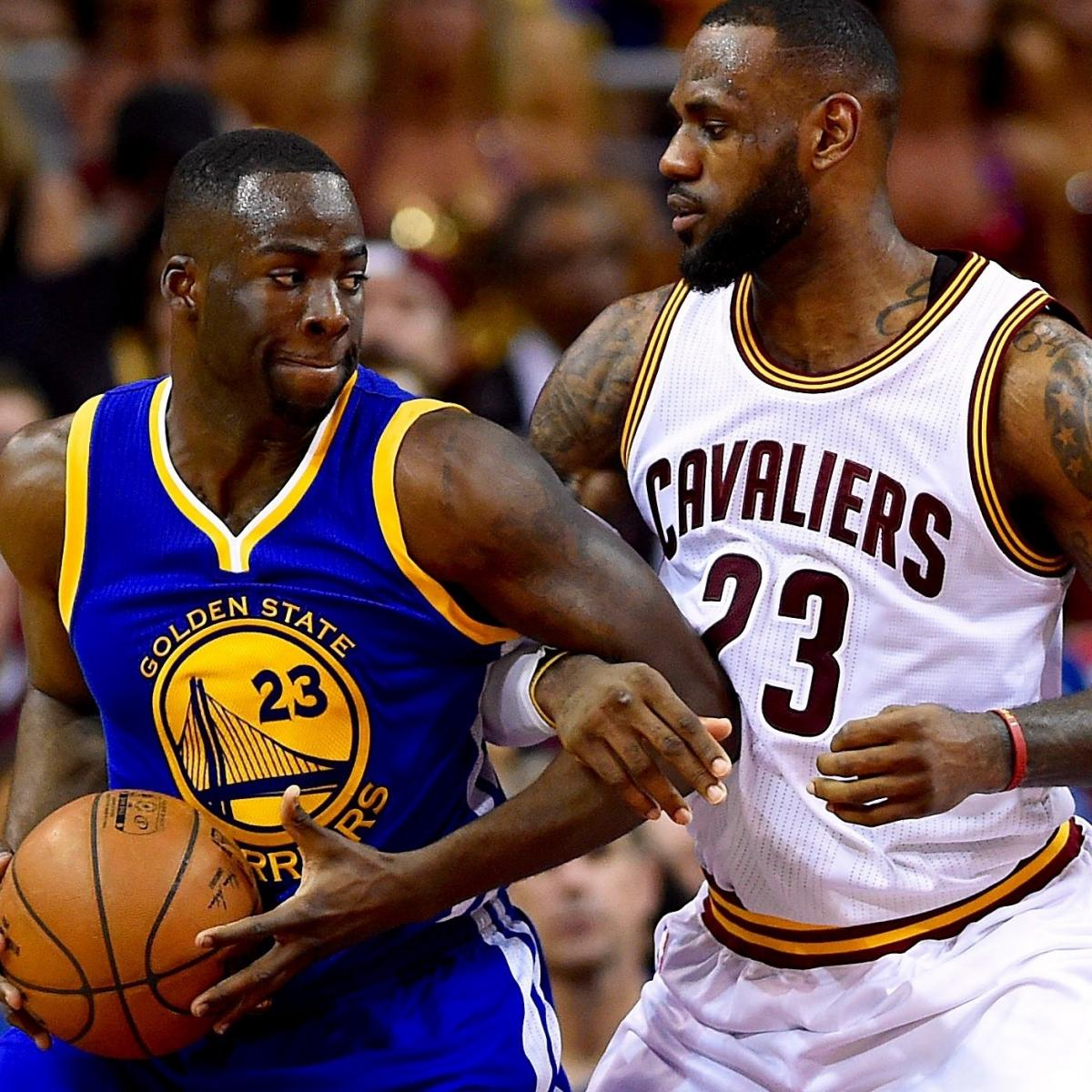 2015 NBA Finals Average Highest TV Ratings In Post-Michael