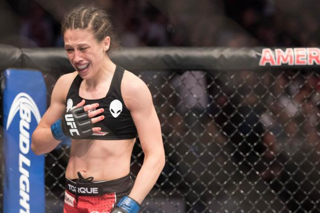UFC Fight Night 69: Why Joanna Jedrzejczyk Is 'Must-See' TV