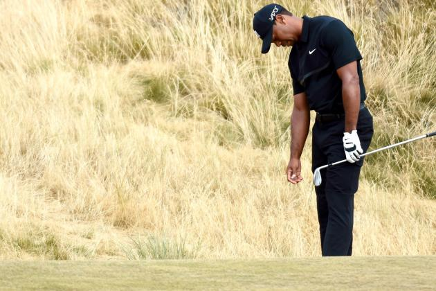 Is Tiger Woods at Rock Bottom After Embarrassing 1st Round in 2015 US Open?