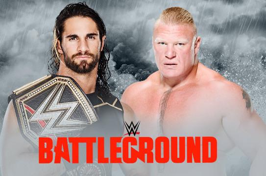 Ver WWE Battleground 2015 En Español Latino Online Gratis HD