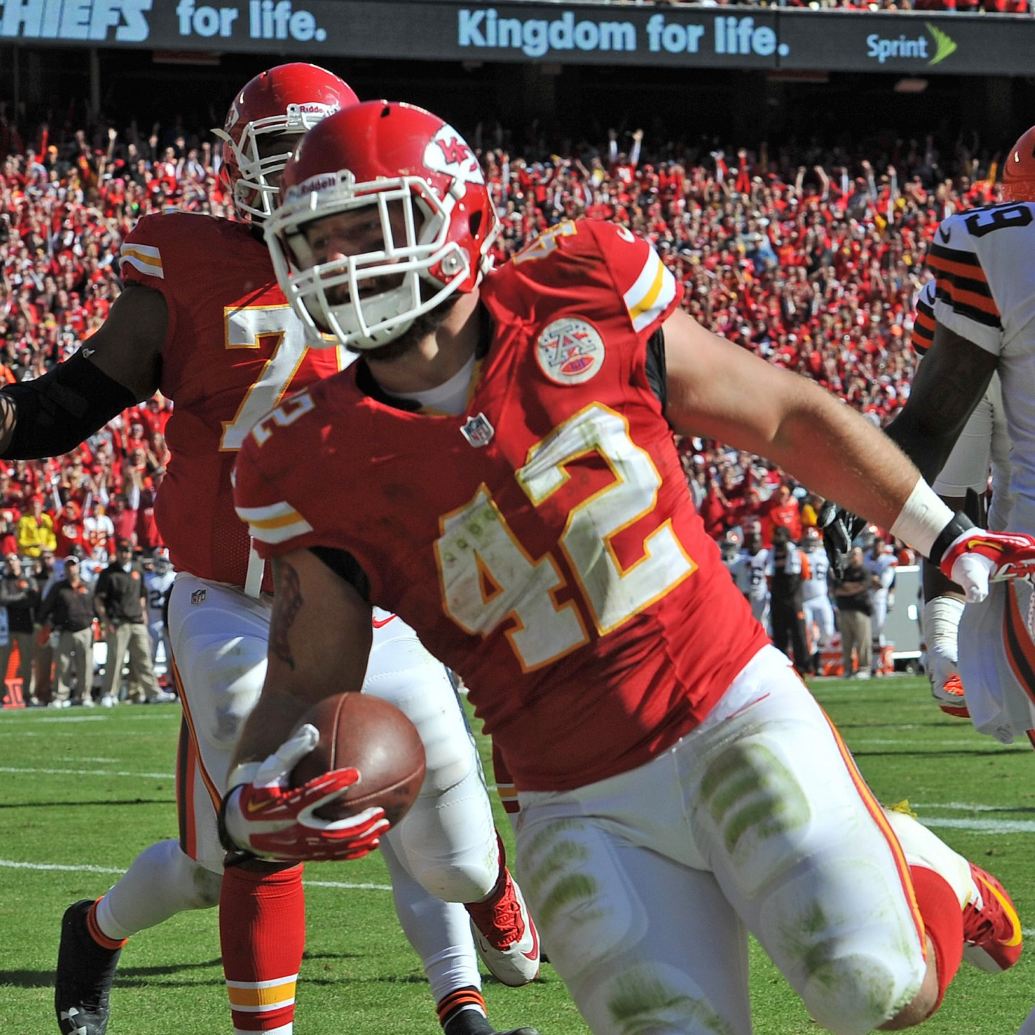 Breaking Down the Kansas City Chiefs 53-Man Roster   Bleacher Report   Latest News, Videos and