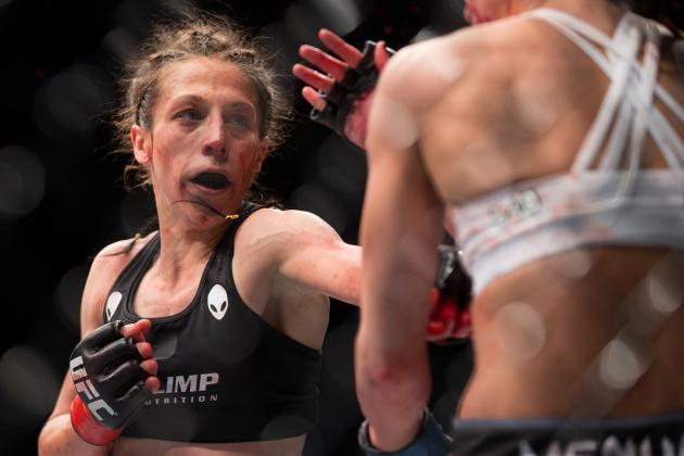 UFC Fight Night 69: Twitter Reacts to Joanna Jedrzejczyk's ...