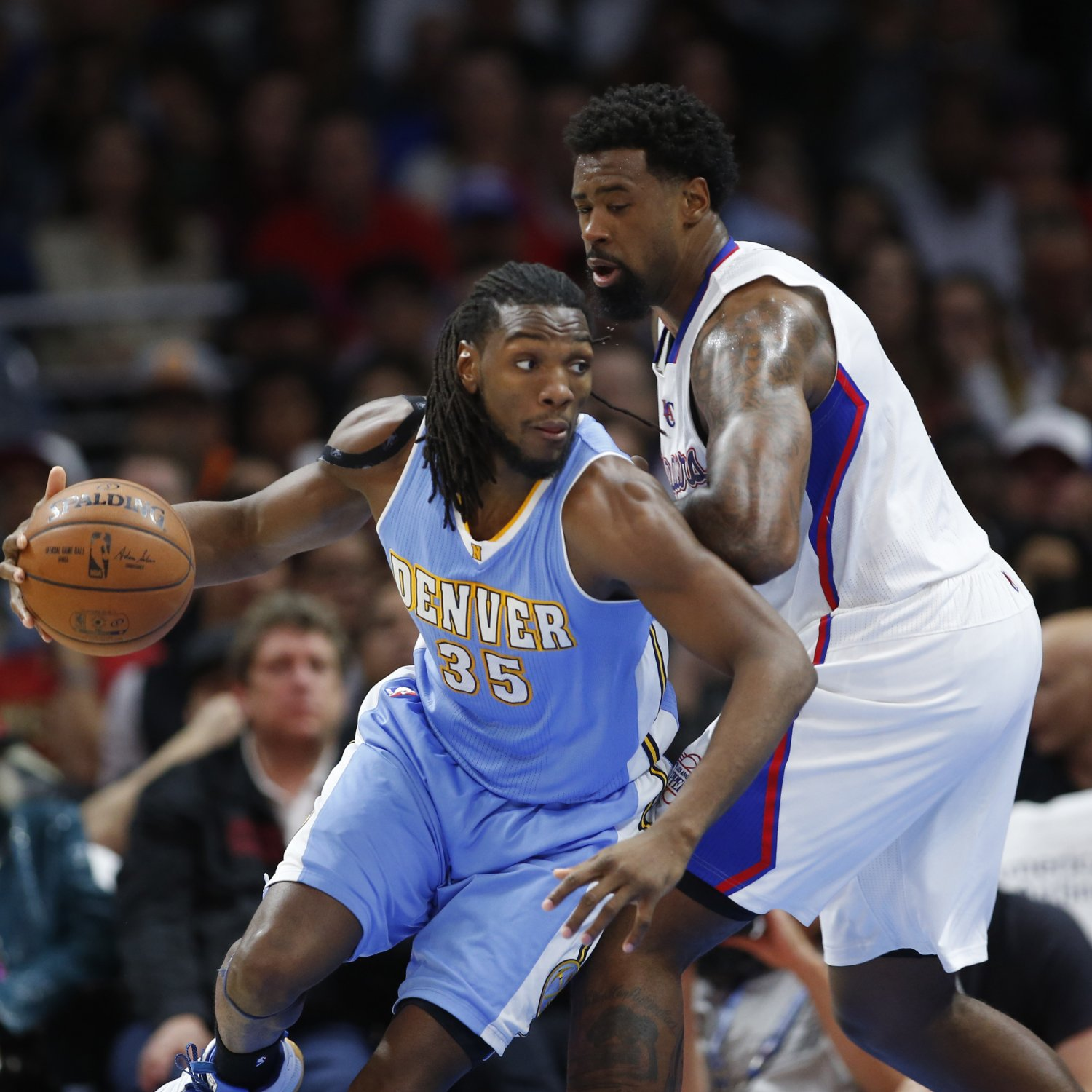 Kenneth Faried Trade Rumors: Latest Buzz, Speculation