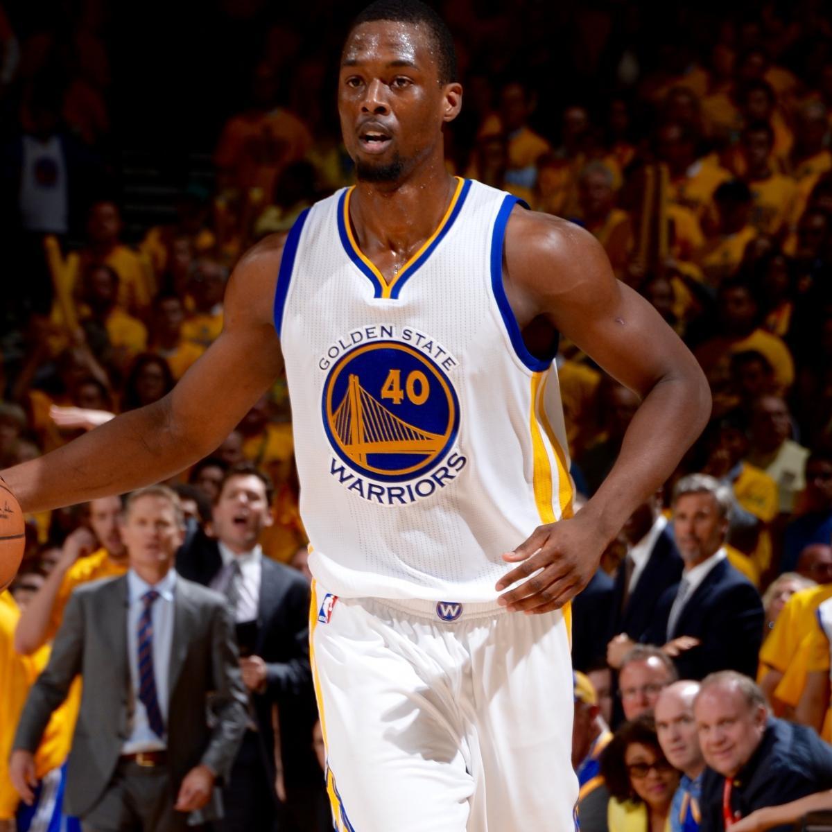 Harrison Barnes Nba: Harrison Barnes Among NBA's Most Intriguing Early Contract