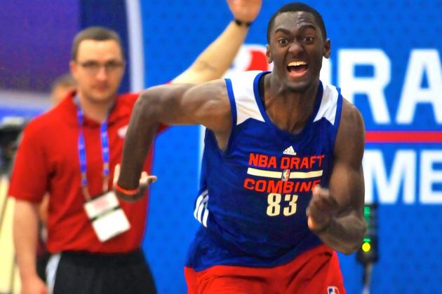After Tough Childhood, Bobby Portis Has Become Draft's Most Intriguing Sleeper