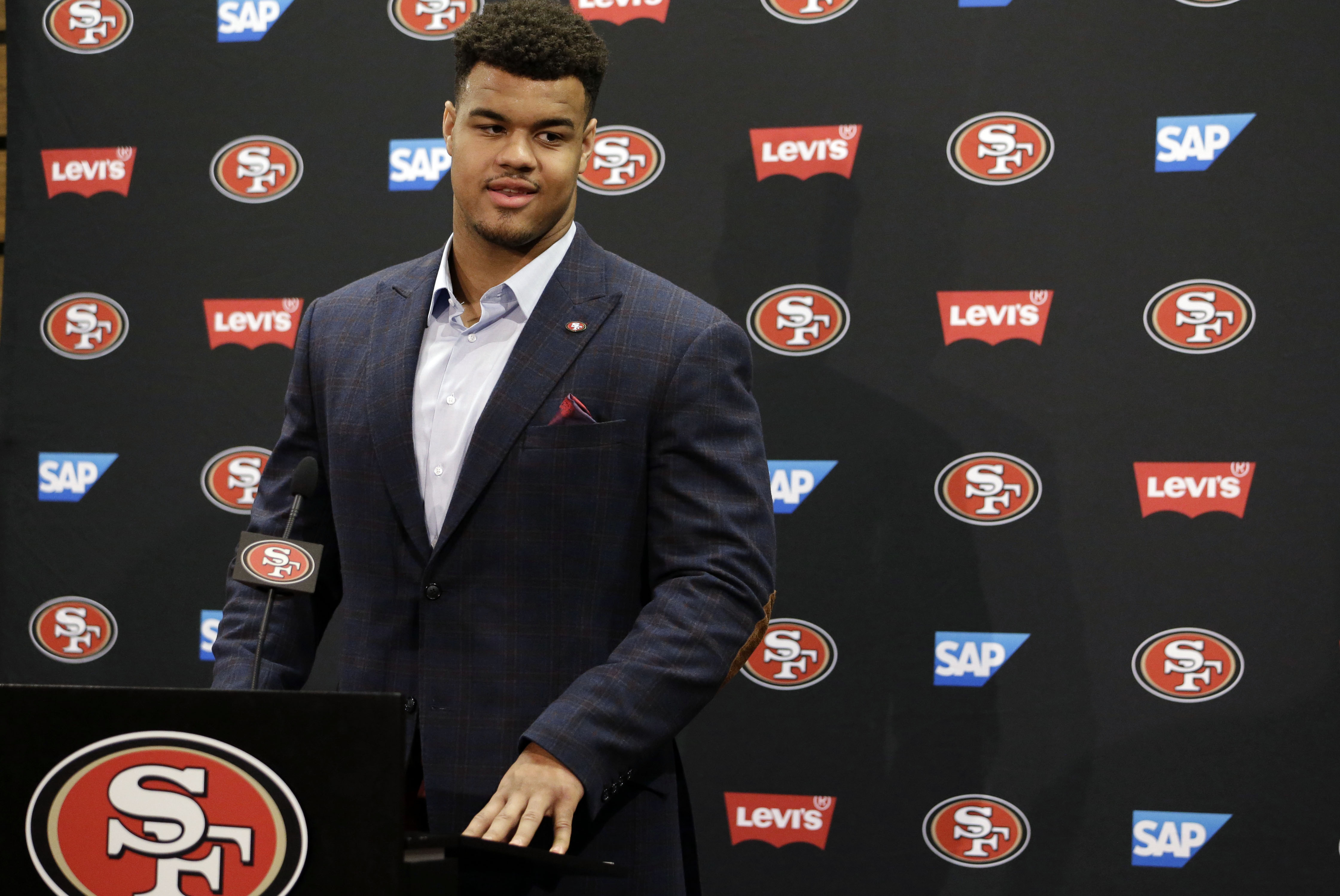 Jerseys NFL Online - San Francisco 49ers: Which Rookie Will Contribute the Most in 2015 ...