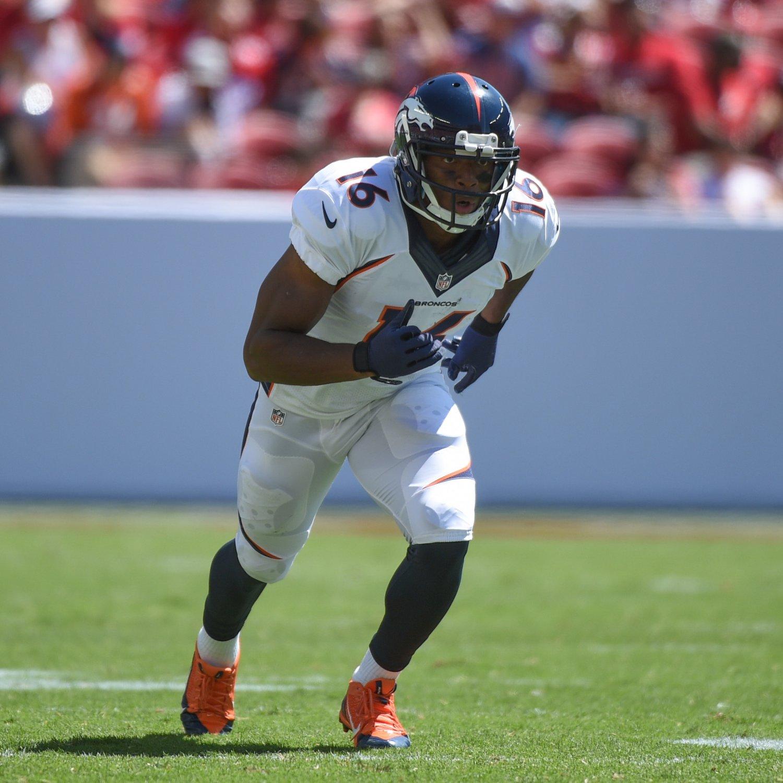 Denver Broncos Depth Chart: Denver Broncos To Watch In Training Camp: WR Bennie Fowler