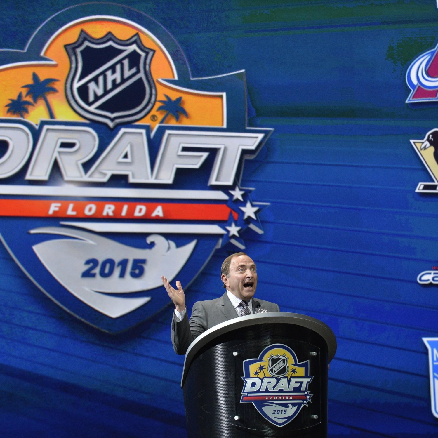 NHL Draft 2015: Day 2 TV, Live Stream, Schedule, Order And