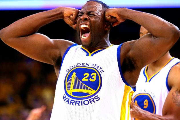 B/R NBA's Max 5 Series: Is Draymond Green Really a Maximum ...