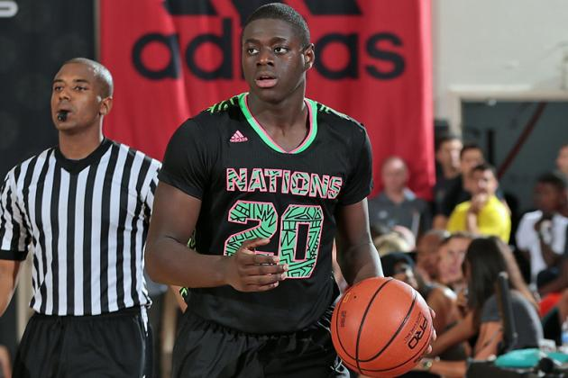 Rawle Alkins to Arizona: Wildcats Land 5-Star SG Prospect